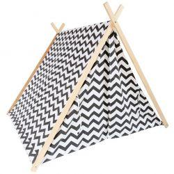 Zigzag Tent | Grey