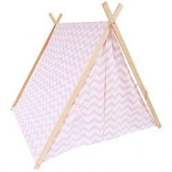 Zigzag Tent | Pink