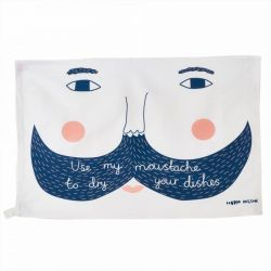 Tea Towel | Use my Moustache