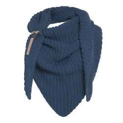 Knitted Scarf Demy | Petrol