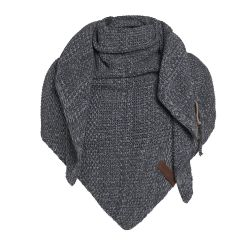 Shawl Coco | Anthracite/Grey
