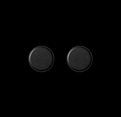Poignée de Porte | Set de 2 | Noir