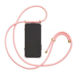 Etui pour iPhone KNOK | Rose