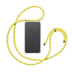 Etui pour iPhone KNOK | Reflect Neon Jaune