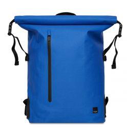 Laptop-Rucksack mit Rollverschluss 14 Zoll | Blau