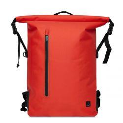 Laptop-Rucksack mit Rollverschluss 14 Zoll | Orange