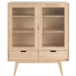 Display Case Kolo | Birch Wood
