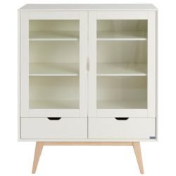Display Case Kolo | White