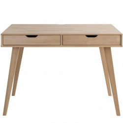 Writing Table Kolo | Birch Wood