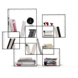 Hanging Shelf Konnex - set of 3 cubes