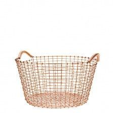 Classic 35 Basket | Copper