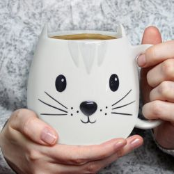 Kaffeetasse Kitty