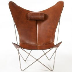 KS Chair Cognac