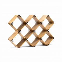 Kubik Modular Shelf | Black