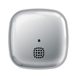 Smoke Detector Kupu 10 | Chrome