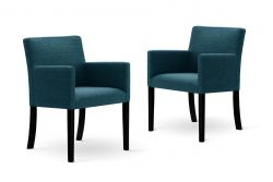 Set of 2 Armchairs Escape | Turquoise