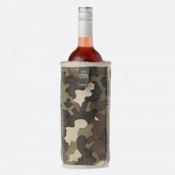 Durable Winecooler Of Wool | Camo