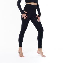 Sport Legging Hoge Taille Emana | Schwarz