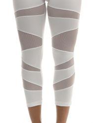 Sport Legging Tadasana  | Weiß