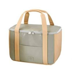 Sac Isotherme City Large | Noisette