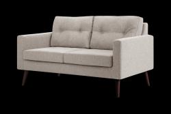 2-Sitzer-Sofa Biber | Beige