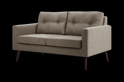 2-Sitzer-Sofa Biber | Taupe