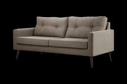 3-Sitzer-Sofa Biber | Taupe