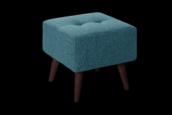 Pouf Beaver | Turquoise