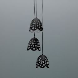 Pendant Lamp LA127NE | Black