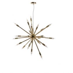 Pendant Lamp LA132OR | Brass