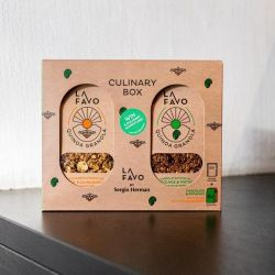Culinary Giftbox by La Favo & Sergio Herman