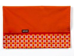 Stijlvolle lakens | Basil oranje