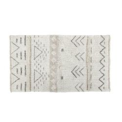 Wool Rug | Lakota Day | Natural