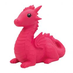Kids Table Lamp Dragon | Pink
