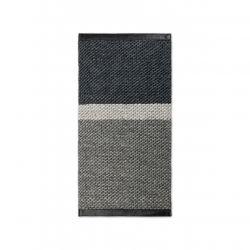 Wool Rug Landscape Gravel | Grey