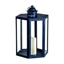 Lanterne | Bleu
