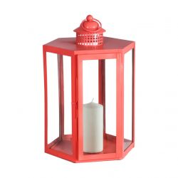 Lantern | Coral