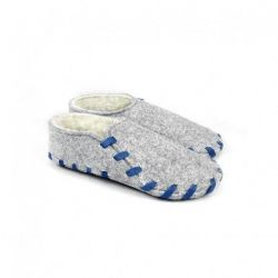 Lasso Shoes Furry | Blue