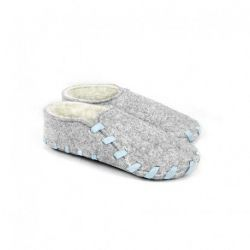 Lasso Shoes Furry | Light Blue