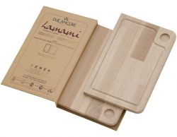 Natural Set Cutting Boards Cheese & Vegetables
