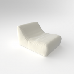 Inflatable Lazy Chair with Free Rechargeable Pump | Natté Nature