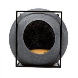 The Cube Metalen Editie | Donker Grijs