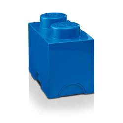 Storage Bricks 2 Medium Blue
