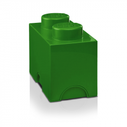 Storage Bricks 2 Medium Green