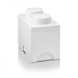 Storage Bricks 2 Medium White