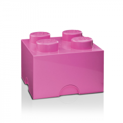 Storage Brick 4 Large | Pink