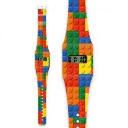 Pappuhr | Lego