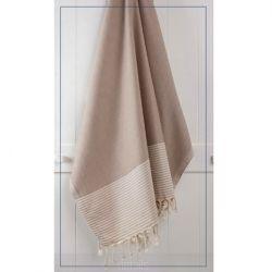 Handtuch Leila | Beige