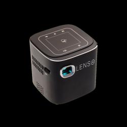 Mini Projecteur Cube HD 1080P | Noir