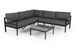 Lounge Set Leone | Black